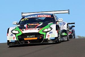 Double podium for Aston Martin in thrilling Bathurst 12 Hours