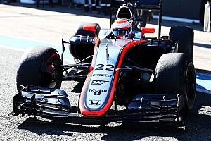 Button to kick off Barcelona test for McLaren