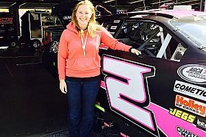 Sarah Cornett-Ching looking forward to Daytona debut