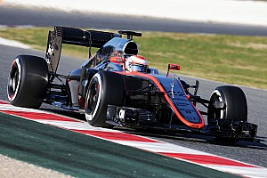 A bad start for McLaren Honda on pre-season test at Barcelona