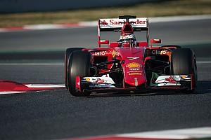 Raikkonen: New Ferrari a completely different story