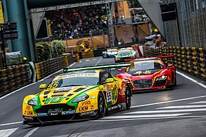 GT Asia Series prepares for 12-race program in 2015