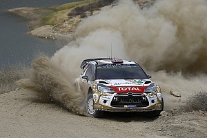 Mads Østberg holds top-three spot in Mexico!