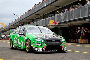 "V8SuperCar driver David Reynolds is ""driving for his career"""