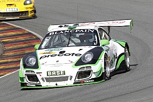 HB Racing Team Herberth Porsche wins the 2015 Hankook 12H Italy-Mugello
