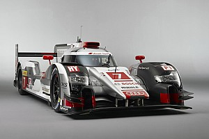 Audi ups the power for 2015 WEC campaign