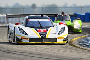 Action Express Racing paces first practice in Sebring
