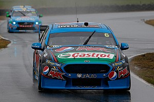 Mostert, Winterbottom top Tasmania practice sessions
