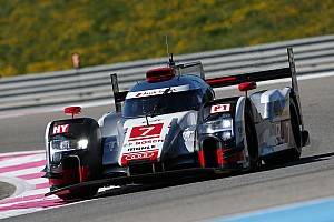 Audi prepares for Silverstone season opener