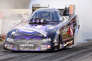 Beckman, Brown, Morgan and Hines race to victories at Four-Wide Nationals at zMAX Dragway