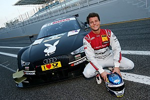 Audi drivers in the 2015 DTM: Adrien Tambay