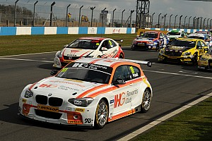 Priaulx claims pole position on BTCC return