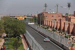 WTCC Street stars back in Marrakech