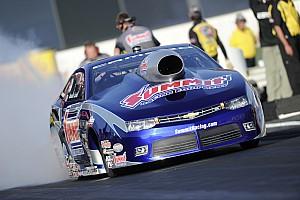 Hagan, Line and Todd lead NHRA Las Vegas qualifying