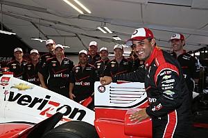 Montoya awarded NOLA pole as rain washes out qualifying