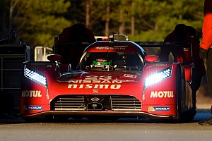 Nissan's Le Mans challenger on track for the greatest race