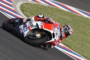 Front row start for Iannone in qualifying at Termas de Rio Hondo