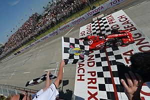 Dixon earns first Long Beach victory