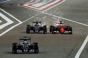 Mercedes says Ferrari challenge good for F1