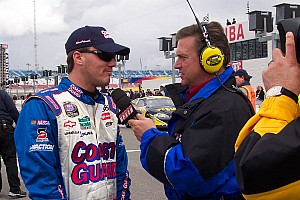 NASCAR world mourns passing of Steve Byrnes