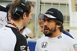 Villeneuve: Alonso