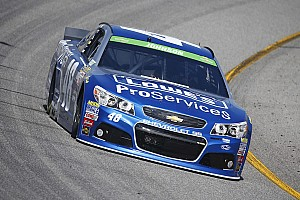 A tale of two baffled drivers: teammates Jimmie Johnson and Kasey Kahne