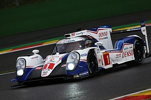 Tough start for Toyota Gazoo Racing