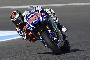 Lorenzo dominates third MotoGP free practice session at Jerez