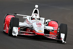 Team Penske breaches 227mph mark during Indy 500 practice