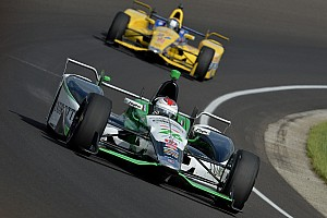 Carlos Munoz becomes the first to top 230mph in Wednesday practice