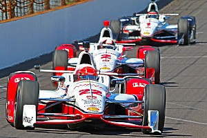 Pagenaud tops Thursday practice, nears 229mph with no drafting help