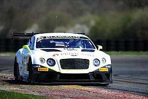Bentley Team HTP takes on Nürburgring 24-Hour challenge