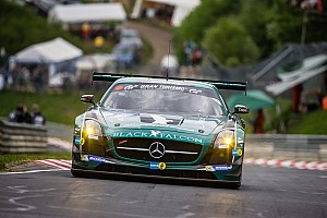 Nurburgring 24 Hours: Mercedes heads BMW and Aston