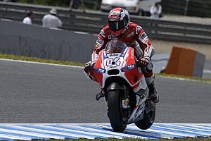 Good start for Andrea Dovizioso in French GP