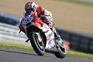 Another podium finish for Andrea Dovizioso with third place in the French GP at Le Mans