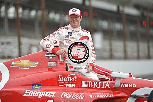 Chevrolet seeking another win at Indy