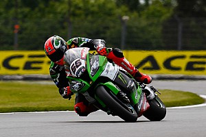 Sykes secures Donington Superpole for third time