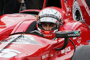 'Chevrolet was in a league of its own,' says top Honda driver Rahal