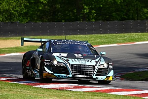 Vanthoor and Frijns dominate Qualifying Race in Zolder