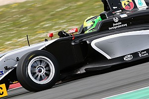 Mick Schumacher fractures hand in F4 crash