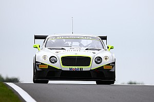 First podium for Bentley in Blancpain Sprint Series