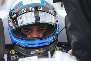 Points leader Montoya fastest in Practice 1
