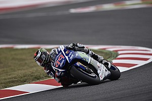 Lorenzo charges to third in Catalunya qualifying