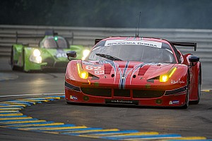 Scuderia Corsa 24 Hours of Le Mans Update - Hour Eight