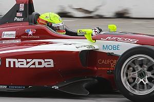 UPDATED: Pigot wins Indy Lights race in Toronto