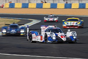 Le Mans disappointment for Toyota Gazoo Racing