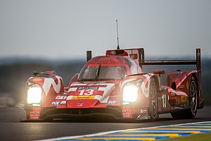 Rebellion Racing surpass expectations at 2015 Le Mans 24 Hours