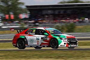 Mehdi Bennani and the Sébastien Loeb Racing back into Top 10