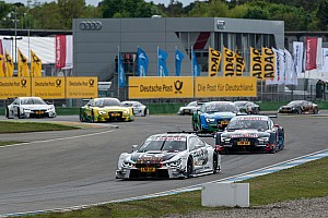 The fight for every millimetre of tarmac – DTM at the Norisring