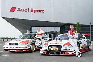 Audi celebrates anniversary at Norisring